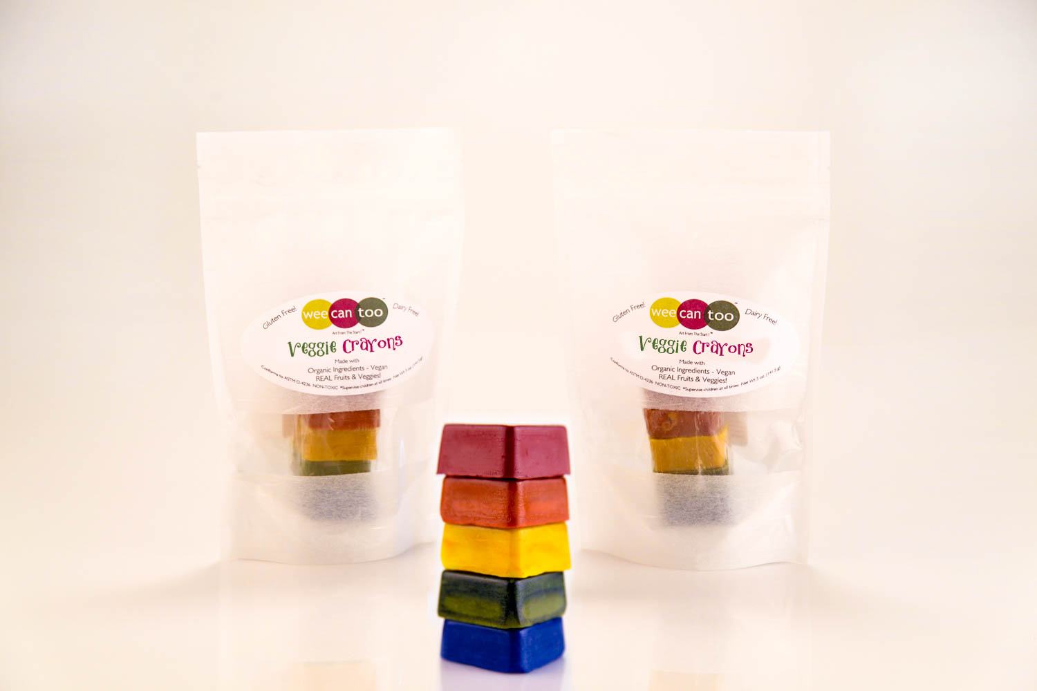 Wee Can Too Veggie Crayons Artwhale Ph