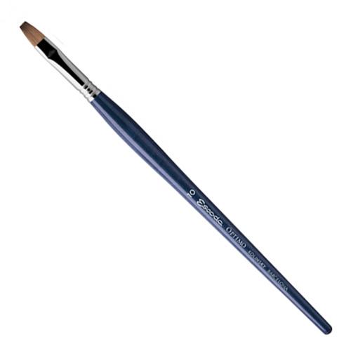 Escoda Optimo Kolinsky Sable Bright Brush - Size 0