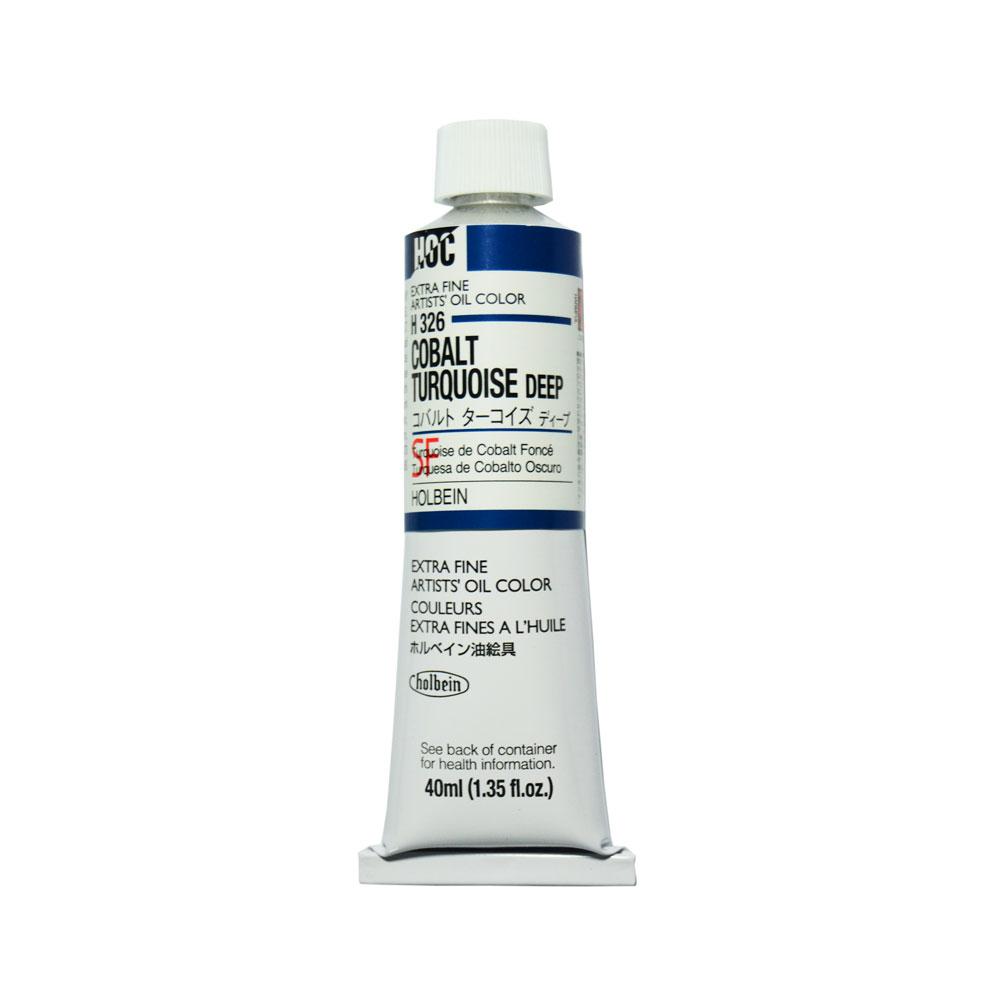 Holbein Artists' Oil Color 40ml Tube - Cobalt Violet Light 330H